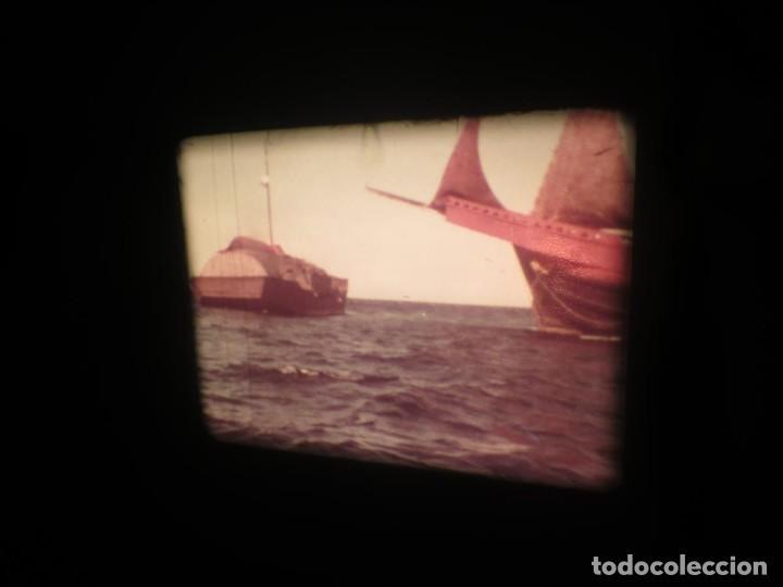 Cine: SANDOKÁN SERIE TV -SUPER 8 MM- 6 x 180 MTS-RETRO-VINTAGE FILM-EXCELLENT-COLOR IMPECABLE - Foto 156 - 189679777