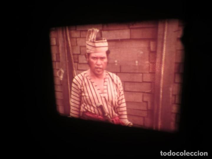 Cine: SANDOKÁN SERIE TV -SUPER 8 MM- 6 x 180 MTS-RETRO-VINTAGE FILM-EXCELLENT-COLOR IMPECABLE - Foto 159 - 189679777
