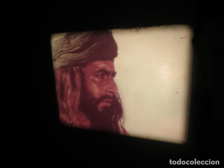 Cine: SANDOKÁN SERIE TV -SUPER 8 MM- 6 x 180 MTS-RETRO-VINTAGE FILM-EXCELLENT-COLOR IMPECABLE - Foto 161 - 189679777