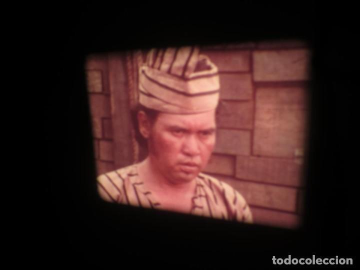 Cine: SANDOKÁN SERIE TV -SUPER 8 MM- 6 x 180 MTS-RETRO-VINTAGE FILM-EXCELLENT-COLOR IMPECABLE - Foto 162 - 189679777
