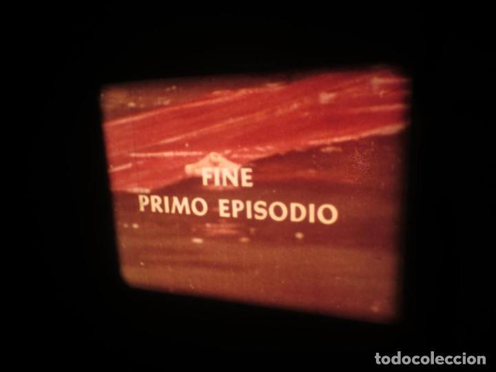 Cine: SANDOKÁN SERIE TV -SUPER 8 MM- 6 x 180 MTS-RETRO-VINTAGE FILM-EXCELLENT-COLOR IMPECABLE - Foto 163 - 189679777