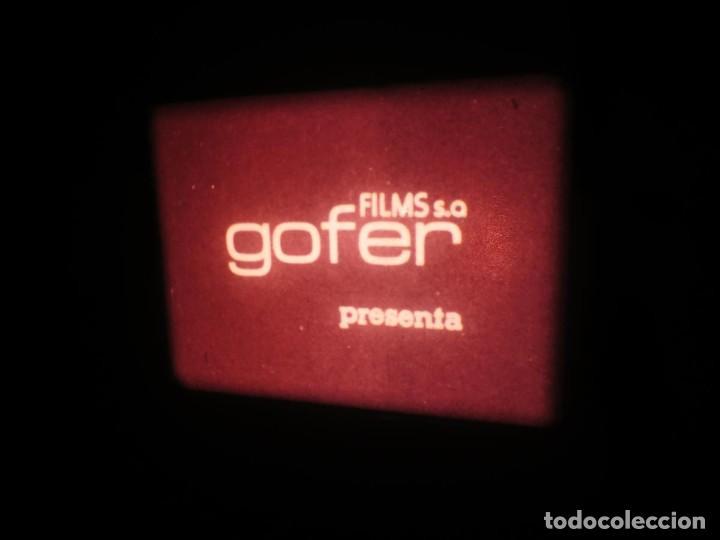 Cine: SANDOKÁN SERIE TV -SUPER 8 MM- 6 x 180 MTS-RETRO-VINTAGE FILM-EXCELLENT-COLOR IMPECABLE - Foto 164 - 189679777
