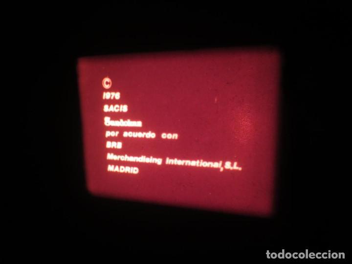 Cine: SANDOKÁN SERIE TV -SUPER 8 MM- 6 x 180 MTS-RETRO-VINTAGE FILM-EXCELLENT-COLOR IMPECABLE - Foto 165 - 189679777