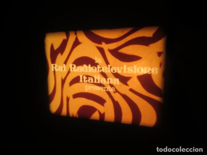 Cine: SANDOKÁN SERIE TV -SUPER 8 MM- 6 x 180 MTS-RETRO-VINTAGE FILM-EXCELLENT-COLOR IMPECABLE - Foto 166 - 189679777