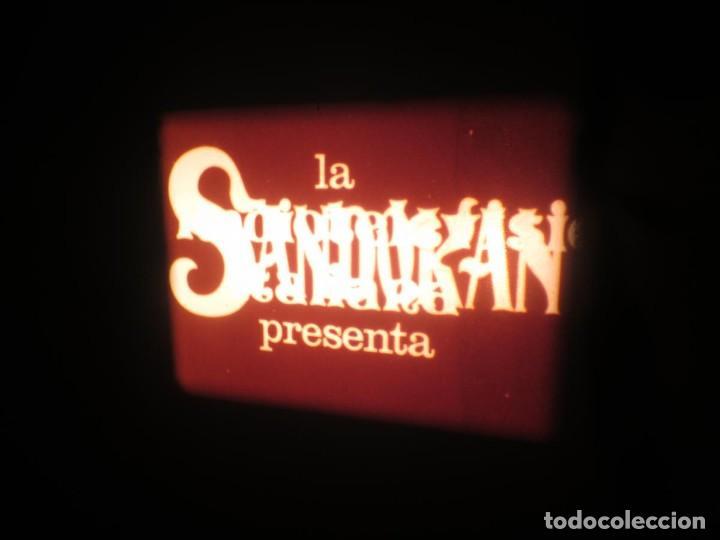 Cine: SANDOKÁN SERIE TV -SUPER 8 MM- 6 x 180 MTS-RETRO-VINTAGE FILM-EXCELLENT-COLOR IMPECABLE - Foto 167 - 189679777