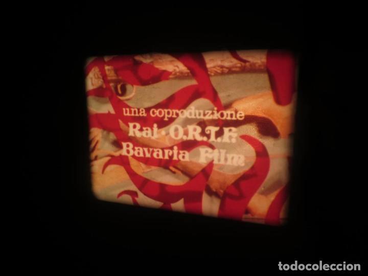 Cine: SANDOKÁN SERIE TV -SUPER 8 MM- 6 x 180 MTS-RETRO-VINTAGE FILM-EXCELLENT-COLOR IMPECABLE - Foto 173 - 189679777