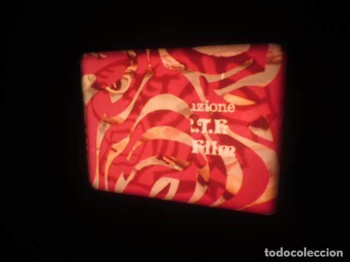Cine: SANDOKÁN SERIE TV -SUPER 8 MM- 6 x 180 MTS-RETRO-VINTAGE FILM-EXCELLENT-COLOR IMPECABLE - Foto 175 - 189679777