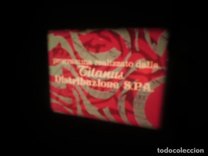 Cine: SANDOKÁN SERIE TV -SUPER 8 MM- 6 x 180 MTS-RETRO-VINTAGE FILM-EXCELLENT-COLOR IMPECABLE - Foto 177 - 189679777