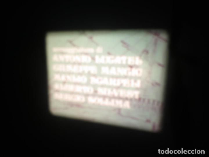 Cine: SANDOKÁN SERIE TV -SUPER 8 MM- 6 x 180 MTS-RETRO-VINTAGE FILM-EXCELLENT-COLOR IMPECABLE - Foto 178 - 189679777