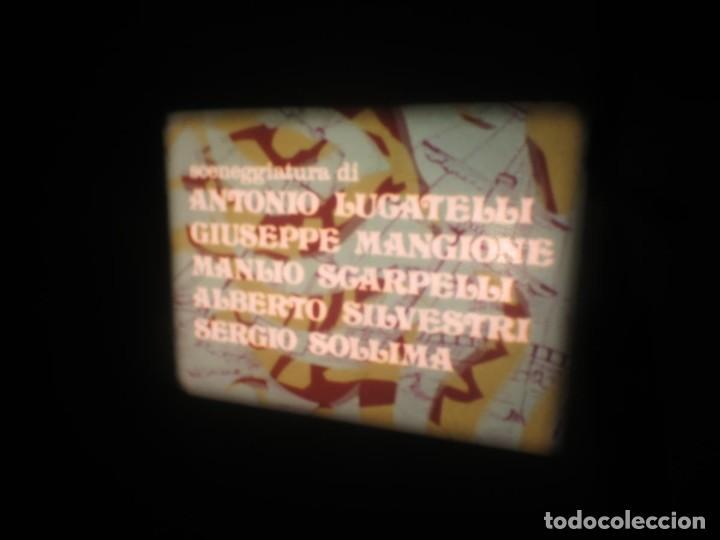 Cine: SANDOKÁN SERIE TV -SUPER 8 MM- 6 x 180 MTS-RETRO-VINTAGE FILM-EXCELLENT-COLOR IMPECABLE - Foto 179 - 189679777