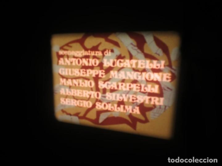 Cine: SANDOKÁN SERIE TV -SUPER 8 MM- 6 x 180 MTS-RETRO-VINTAGE FILM-EXCELLENT-COLOR IMPECABLE - Foto 180 - 189679777