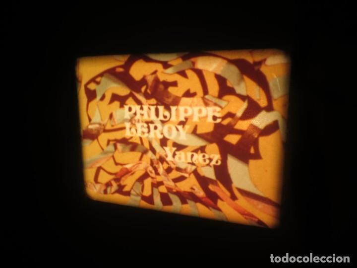 Cine: SANDOKÁN SERIE TV -SUPER 8 MM- 6 x 180 MTS-RETRO-VINTAGE FILM-EXCELLENT-COLOR IMPECABLE - Foto 184 - 189679777