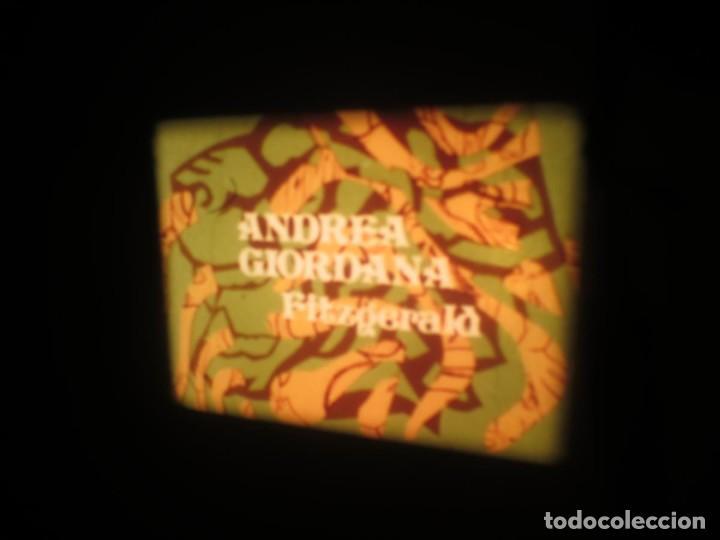 Cine: SANDOKÁN SERIE TV -SUPER 8 MM- 6 x 180 MTS-RETRO-VINTAGE FILM-EXCELLENT-COLOR IMPECABLE - Foto 188 - 189679777