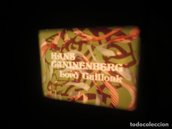 Cine: SANDOKÁN SERIE TV -SUPER 8 MM- 6 x 180 MTS-RETRO-VINTAGE FILM-EXCELLENT-COLOR IMPECABLE - Foto 190 - 189679777