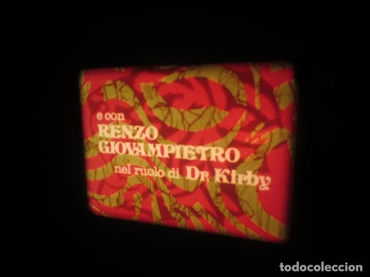 Cine: SANDOKÁN SERIE TV -SUPER 8 MM- 6 x 180 MTS-RETRO-VINTAGE FILM-EXCELLENT-COLOR IMPECABLE - Foto 193 - 189679777
