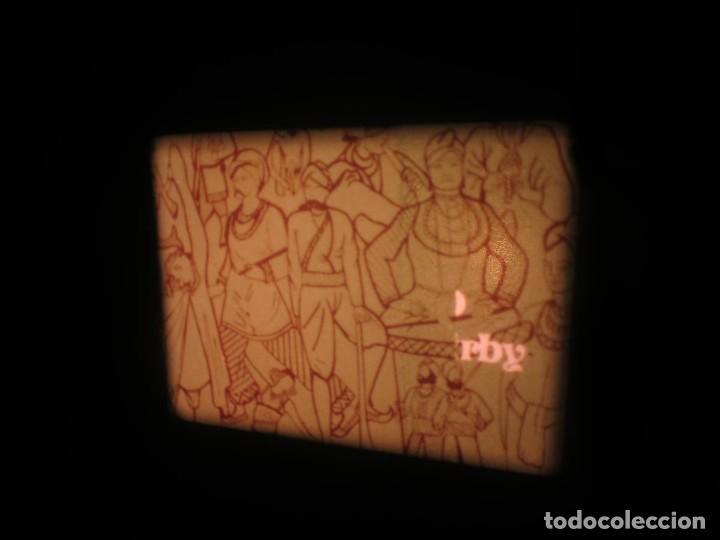 Cine: SANDOKÁN SERIE TV -SUPER 8 MM- 6 x 180 MTS-RETRO-VINTAGE FILM-EXCELLENT-COLOR IMPECABLE - Foto 194 - 189679777