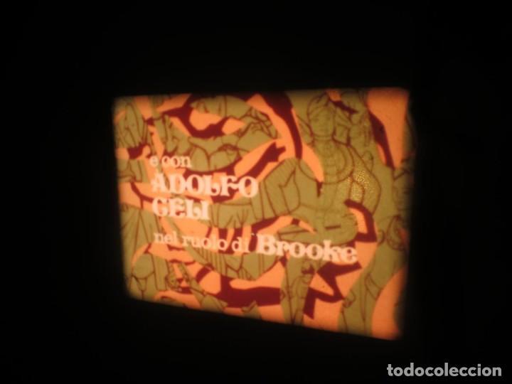 Cine: SANDOKÁN SERIE TV -SUPER 8 MM- 6 x 180 MTS-RETRO-VINTAGE FILM-EXCELLENT-COLOR IMPECABLE - Foto 195 - 189679777