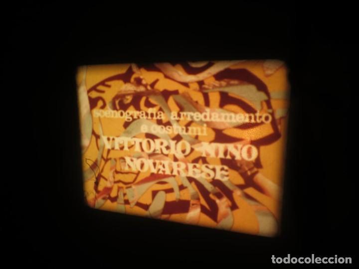 Cine: SANDOKÁN SERIE TV -SUPER 8 MM- 6 x 180 MTS-RETRO-VINTAGE FILM-EXCELLENT-COLOR IMPECABLE - Foto 197 - 189679777