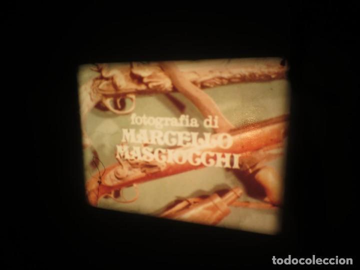 Cine: SANDOKÁN SERIE TV -SUPER 8 MM- 6 x 180 MTS-RETRO-VINTAGE FILM-EXCELLENT-COLOR IMPECABLE - Foto 198 - 189679777