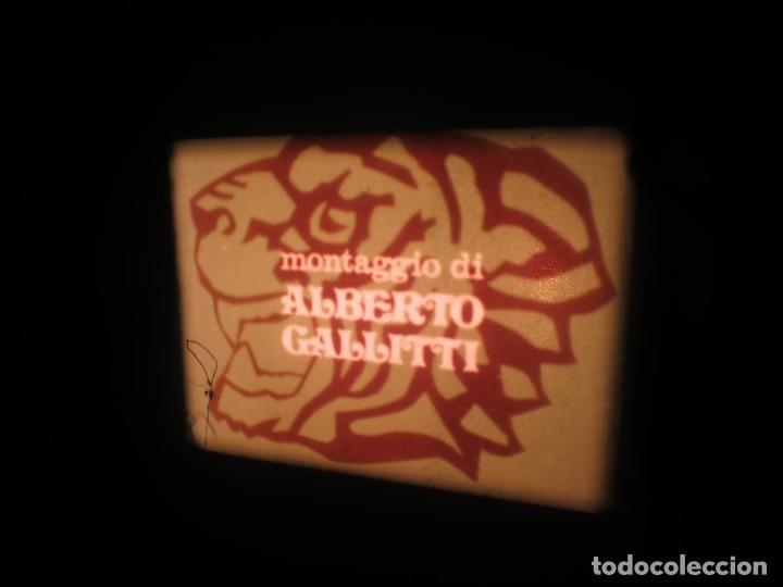 Cine: SANDOKÁN SERIE TV -SUPER 8 MM- 6 x 180 MTS-RETRO-VINTAGE FILM-EXCELLENT-COLOR IMPECABLE - Foto 200 - 189679777
