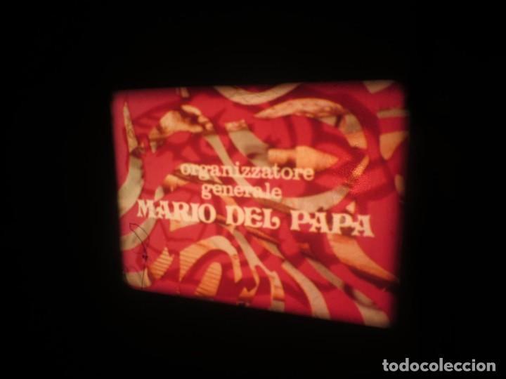 Cine: SANDOKÁN SERIE TV -SUPER 8 MM- 6 x 180 MTS-RETRO-VINTAGE FILM-EXCELLENT-COLOR IMPECABLE - Foto 204 - 189679777