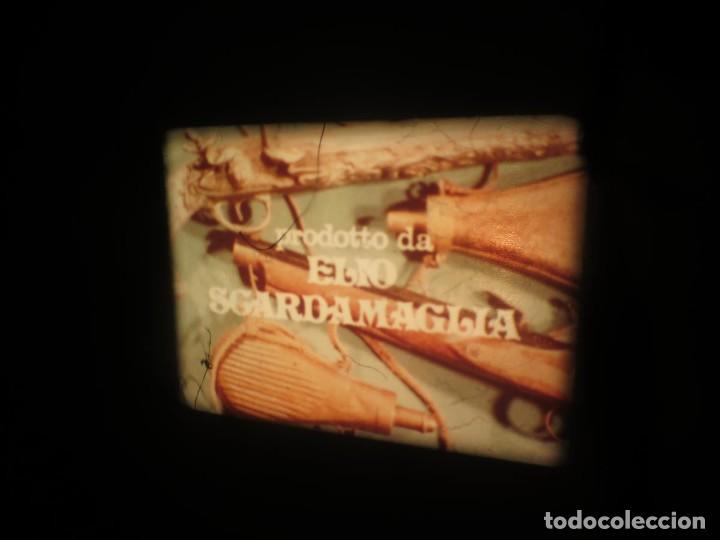 Cine: SANDOKÁN SERIE TV -SUPER 8 MM- 6 x 180 MTS-RETRO-VINTAGE FILM-EXCELLENT-COLOR IMPECABLE - Foto 205 - 189679777