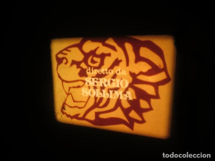 Cine: SANDOKÁN SERIE TV -SUPER 8 MM- 6 x 180 MTS-RETRO-VINTAGE FILM-EXCELLENT-COLOR IMPECABLE - Foto 207 - 189679777