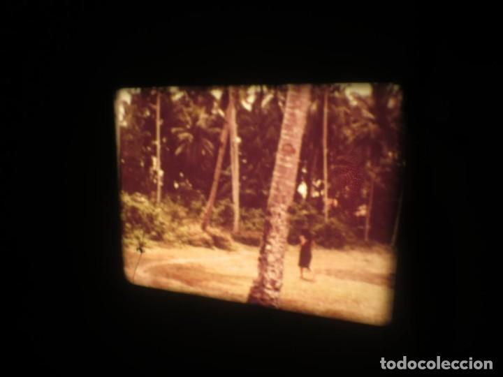Cine: SANDOKÁN SERIE TV -SUPER 8 MM- 6 x 180 MTS-RETRO-VINTAGE FILM-EXCELLENT-COLOR IMPECABLE - Foto 210 - 189679777