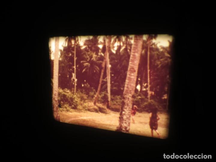 Cine: SANDOKÁN SERIE TV -SUPER 8 MM- 6 x 180 MTS-RETRO-VINTAGE FILM-EXCELLENT-COLOR IMPECABLE - Foto 211 - 189679777