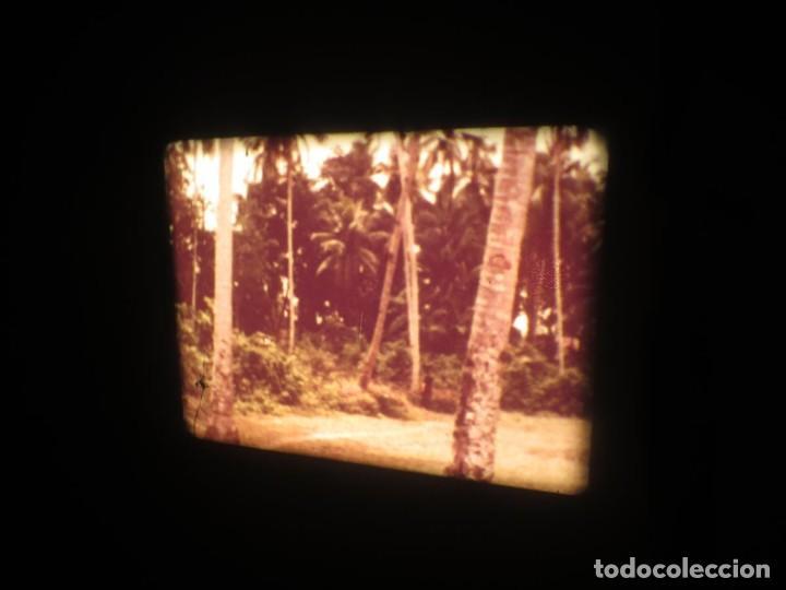 Cine: SANDOKÁN SERIE TV -SUPER 8 MM- 6 x 180 MTS-RETRO-VINTAGE FILM-EXCELLENT-COLOR IMPECABLE - Foto 212 - 189679777