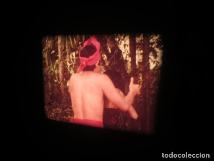 Cine: SANDOKÁN SERIE TV -SUPER 8 MM- 6 x 180 MTS-RETRO-VINTAGE FILM-EXCELLENT-COLOR IMPECABLE - Foto 214 - 189679777