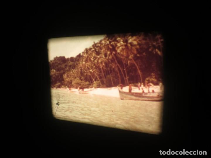 Cine: SANDOKÁN SERIE TV -SUPER 8 MM- 6 x 180 MTS-RETRO-VINTAGE FILM-EXCELLENT-COLOR IMPECABLE - Foto 223 - 189679777
