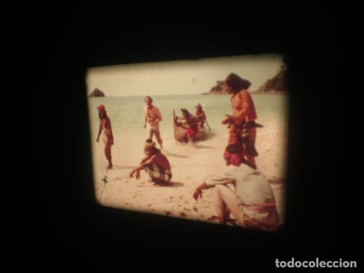 Cine: SANDOKÁN SERIE TV -SUPER 8 MM- 6 x 180 MTS-RETRO-VINTAGE FILM-EXCELLENT-COLOR IMPECABLE - Foto 224 - 189679777