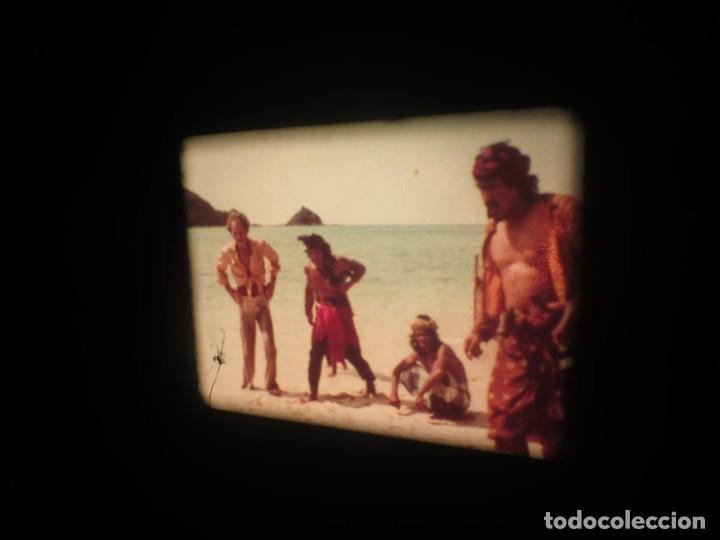 Cine: SANDOKÁN SERIE TV -SUPER 8 MM- 6 x 180 MTS-RETRO-VINTAGE FILM-EXCELLENT-COLOR IMPECABLE - Foto 225 - 189679777