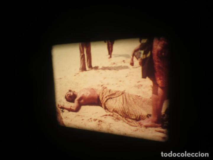 Cine: SANDOKÁN SERIE TV -SUPER 8 MM- 6 x 180 MTS-RETRO-VINTAGE FILM-EXCELLENT-COLOR IMPECABLE - Foto 229 - 189679777