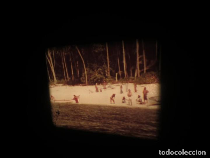 Cine: SANDOKÁN SERIE TV -SUPER 8 MM- 6 x 180 MTS-RETRO-VINTAGE FILM-EXCELLENT-COLOR IMPECABLE - Foto 230 - 189679777