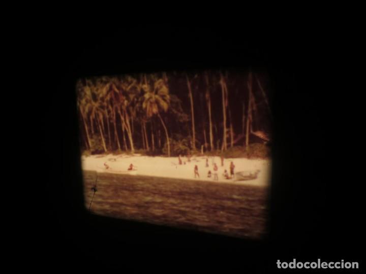 Cine: SANDOKÁN SERIE TV -SUPER 8 MM- 6 x 180 MTS-RETRO-VINTAGE FILM-EXCELLENT-COLOR IMPECABLE - Foto 231 - 189679777