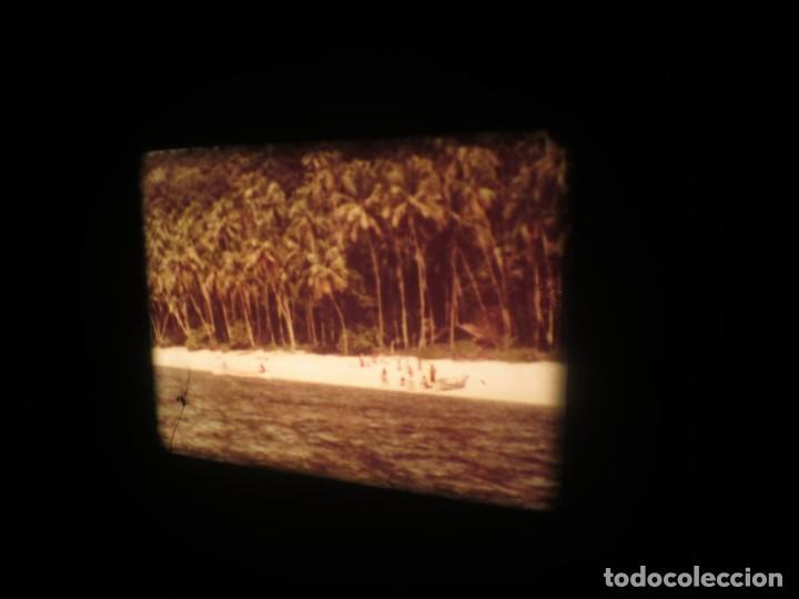 Cine: SANDOKÁN SERIE TV -SUPER 8 MM- 6 x 180 MTS-RETRO-VINTAGE FILM-EXCELLENT-COLOR IMPECABLE - Foto 232 - 189679777