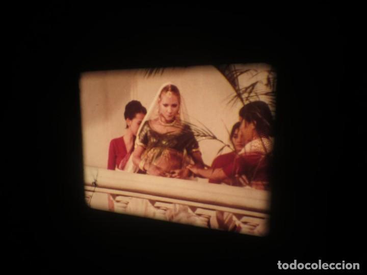 Cine: SANDOKÁN SERIE TV -SUPER 8 MM- 6 x 180 MTS-RETRO-VINTAGE FILM-EXCELLENT-COLOR IMPECABLE - Foto 242 - 189679777