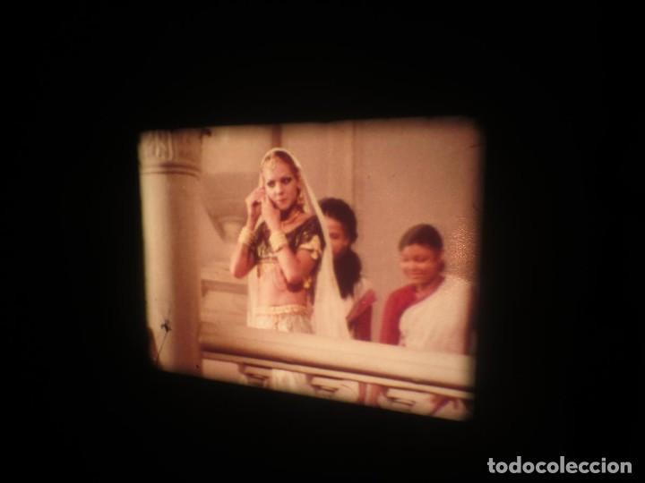 Cine: SANDOKÁN SERIE TV -SUPER 8 MM- 6 x 180 MTS-RETRO-VINTAGE FILM-EXCELLENT-COLOR IMPECABLE - Foto 243 - 189679777