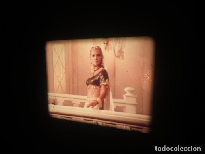 Cine: SANDOKÁN SERIE TV -SUPER 8 MM- 6 x 180 MTS-RETRO-VINTAGE FILM-EXCELLENT-COLOR IMPECABLE - Foto 244 - 189679777