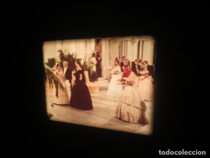 Cine: SANDOKÁN SERIE TV -SUPER 8 MM- 6 x 180 MTS-RETRO-VINTAGE FILM-EXCELLENT-COLOR IMPECABLE - Foto 246 - 189679777