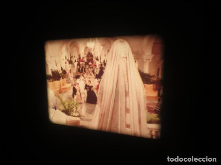 Cine: SANDOKÁN SERIE TV -SUPER 8 MM- 6 x 180 MTS-RETRO-VINTAGE FILM-EXCELLENT-COLOR IMPECABLE - Foto 248 - 189679777