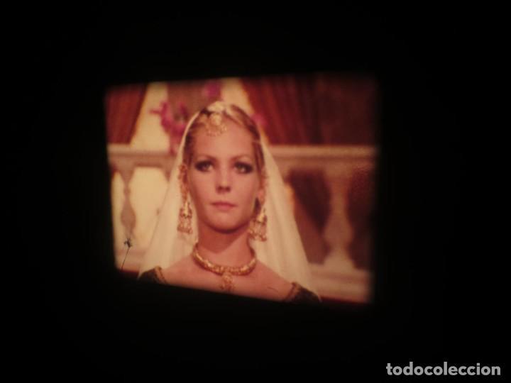 Cine: SANDOKÁN SERIE TV -SUPER 8 MM- 6 x 180 MTS-RETRO-VINTAGE FILM-EXCELLENT-COLOR IMPECABLE - Foto 250 - 189679777