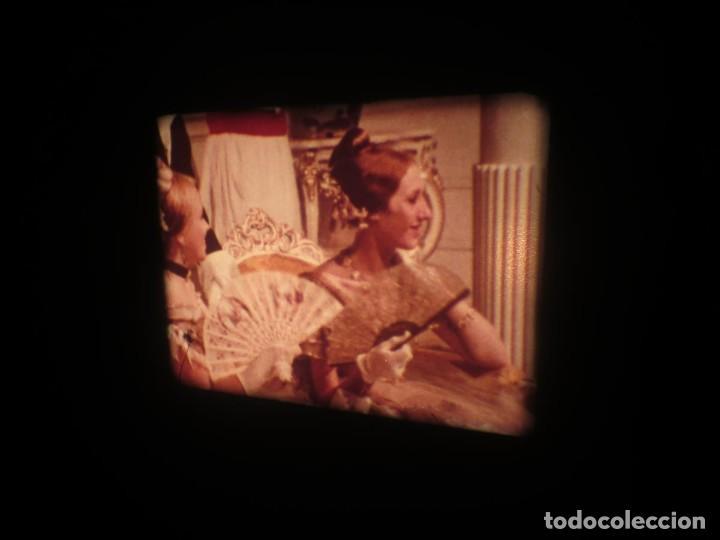 Cine: SANDOKÁN SERIE TV -SUPER 8 MM- 6 x 180 MTS-RETRO-VINTAGE FILM-EXCELLENT-COLOR IMPECABLE - Foto 251 - 189679777