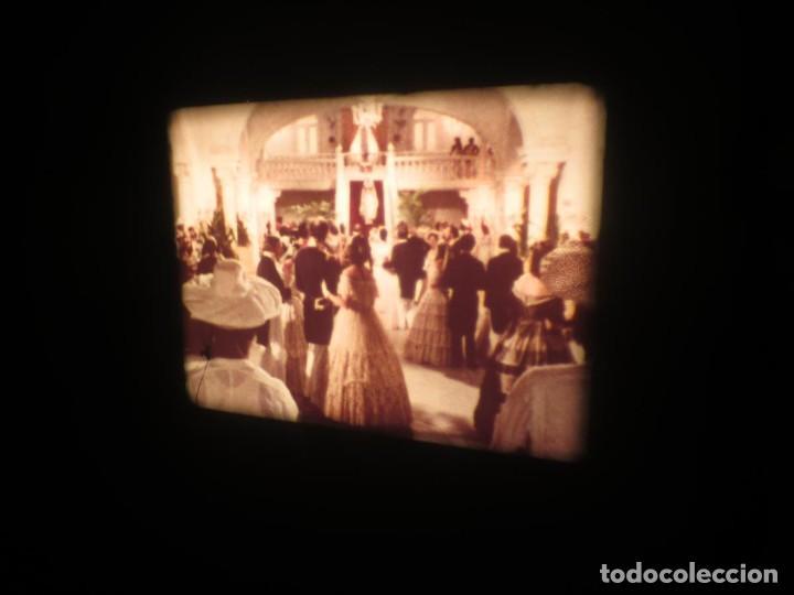 Cine: SANDOKÁN SERIE TV -SUPER 8 MM- 6 x 180 MTS-RETRO-VINTAGE FILM-EXCELLENT-COLOR IMPECABLE - Foto 255 - 189679777