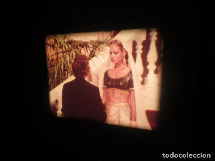 Cine: SANDOKÁN SERIE TV -SUPER 8 MM- 6 x 180 MTS-RETRO-VINTAGE FILM-EXCELLENT-COLOR IMPECABLE - Foto 259 - 189679777