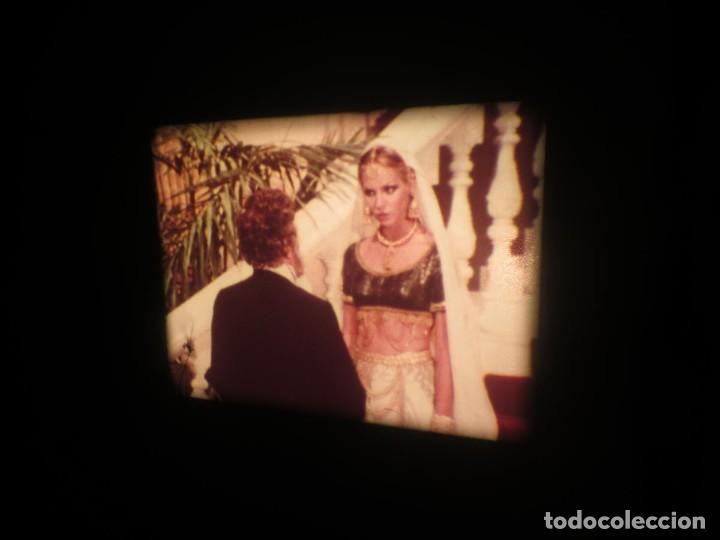 Cine: SANDOKÁN SERIE TV -SUPER 8 MM- 6 x 180 MTS-RETRO-VINTAGE FILM-EXCELLENT-COLOR IMPECABLE - Foto 260 - 189679777