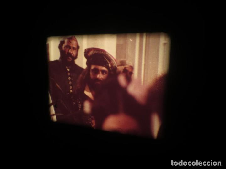 Cine: SANDOKÁN SERIE TV -SUPER 8 MM- 6 x 180 MTS-RETRO-VINTAGE FILM-EXCELLENT-COLOR IMPECABLE - Foto 261 - 189679777