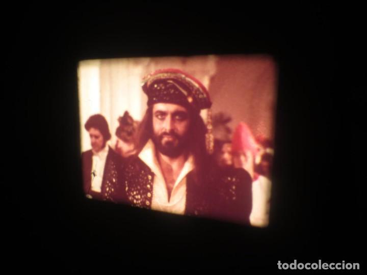 Cine: SANDOKÁN SERIE TV -SUPER 8 MM- 6 x 180 MTS-RETRO-VINTAGE FILM-EXCELLENT-COLOR IMPECABLE - Foto 262 - 189679777